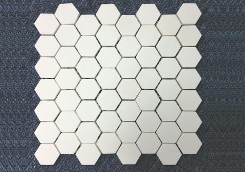 Alumina Hexagonal Tiles